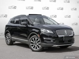 Used 2019 Lincoln MKC Reserve VOICE-ACTIVATED NAVIGATION | PANORAMIC MOONROOF | HEATED STEERING WHEEL | HEATED REAR SEATS for sale in Oakville, ON