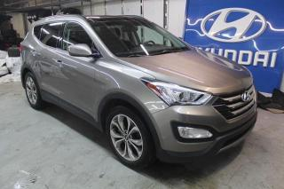 Used 2015 Hyundai Santa Fe Sport 2.0T LIMITED, TI for sale in St-Constant, QC