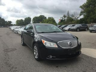Used 2010 Buick LaCrosse CXL .Leather! Sunroof! Mint! Very clean for sale in London, ON