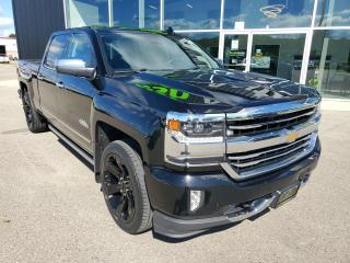 Used 2017 Chevrolet Silverado 1500 High Country FULLY LOADED, NAV, SUNROOF, HTD SEATS! for sale in Ingersoll, ON