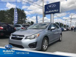 Used 2014 Subaru Impreza 2.0i SUBARU IMPREZA **TOURING** for sale in Victoriaville, QC