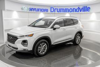 Used 2020 Hyundai Santa Fe ESSENTIAL + GARANTIE + CAMERA + CARPLAY for sale in Drummondville, QC