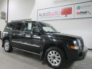 Used 2010 Jeep Patriot AWD**MAGS**AUTOMATIQUE for sale in Mirabel, QC