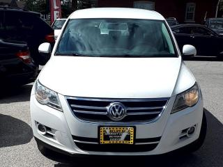 Used 2011 Volkswagen Tiguan 4dr Auto Comfortline 4Motion for sale in Markham, ON