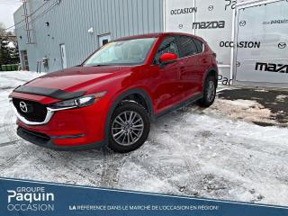 Used 2017 Mazda CX-5 GS UN SEUL PROPRIÉTAIRE! for sale in Rouyn-Noranda, QC