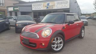 Used 2012 MINI Cooper Classic for sale in Etobicoke, ON