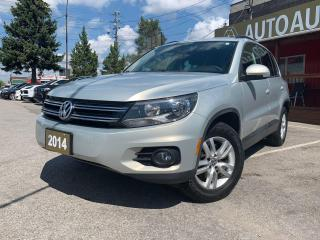 Used 2014 Volkswagen Tiguan Trendline for sale in Scarborough, ON