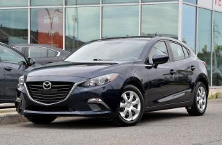 Used 2015 Mazda MAZDA3 Sport GX DEAL PENDING AUTO BAS KM AUTO AC VITRES BLUETOOTH++ for sale in Lachine, QC