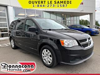 Used 2014 Dodge Grand Caravan SXT STOW N GO *JAMAIS ACCIDENTE* for sale in Donnacona, QC