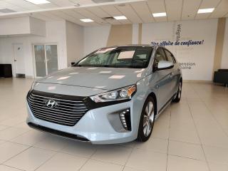 Used 2017 Hyundai Ioniq Hybrid HYBRIDE LIMITED **1094 KM AUTONOMIE** for sale in St-Eustache, QC