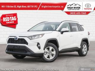 New 2020 Toyota RAV4 Hybrid XLE  - Sunroof for sale in High River, AB