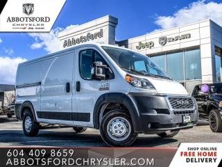 Used 2019 RAM ProMaster 1500 Low Roof 118