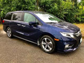 Used 2019 Honda Odyssey EX-L RES Only $146 Weekly for sale in Perth, ON
