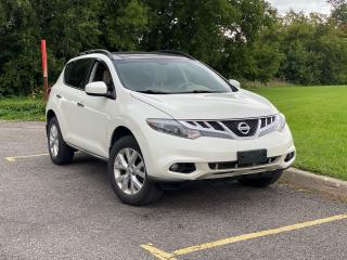 Used 2014 Nissan Murano Platinum for sale in Ottawa, ON