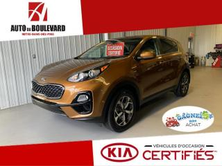 Used 2020 Kia Sportage LX AWD 2000KM WOW GARANTIE 2025 for sale in Notre-Dame-des-Pins, QC