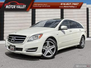 Used 2012 Mercedes-Benz R-Class R 350 BlueTec AMG Pkg. Mint! for sale in Scarborough, ON