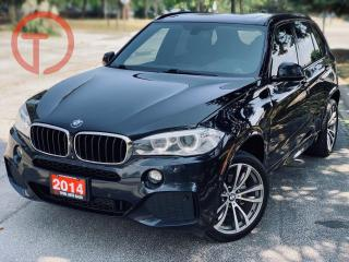 Used 2014 BMW X5 xDrive50i for sale in Burlington, ON
