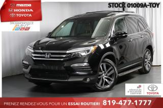 Used 2018 Honda Pilot TOURING| TOIT PANO| CUIR VENTILLÉ for sale in Drummondville, QC