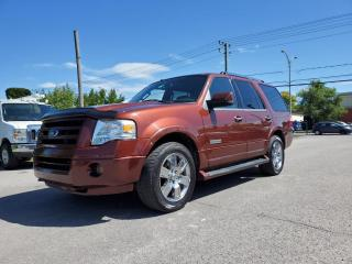 Used 2007 Ford Expedition 4WD *DVD*8 PASSAGERS*TOIT* +++ for sale in St-Jérôme, QC
