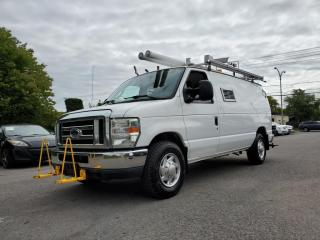 Used 2010 Ford Econoline E-350 *A/C*GÉNÉRATRICE*1 OWNER* 98$/SEM for sale in St-Jérôme, QC