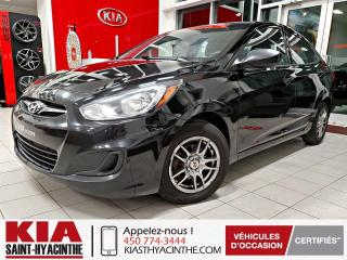 Used 2013 Hyundai Accent L ** AUTO / MAGS for sale in St-Hyacinthe, QC