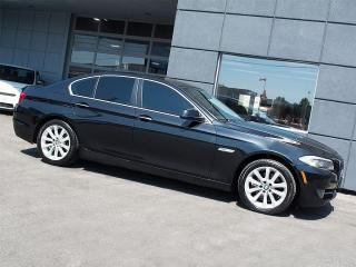 Used 2012 BMW 5 Series AWD|NAV|LEATHER|SUNROOF|ALLOYS for sale in Toronto, ON