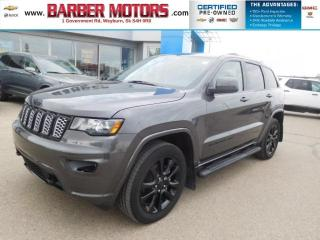 Used 2018 Jeep Grand Cherokee for sale in Weyburn, SK