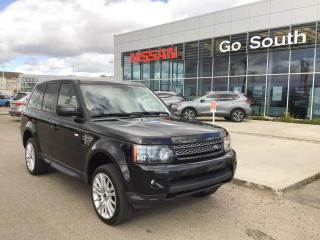 Used 2012 Land Rover Range Rover Sport HSE, LUXURY, AWD, NAVIGATION for sale in Edmonton, AB