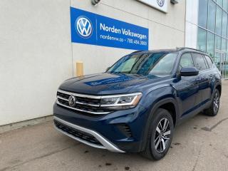 New 2021 Volkswagen Atlas Comfortline for sale in Edmonton, AB