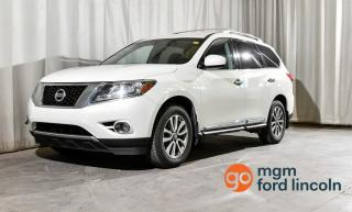 Used 2014 Nissan Pathfinder S 4dr 4WD Sport Utility for sale in Red Deer, AB