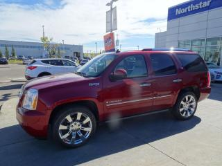 Used 2009 GMC Yukon DENALI/LEATHER/SUNROOF/HEATED COOLED SEATS/3 ROWS for sale in Edmonton, AB