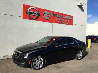 Used 2016 Cadillac ATS Sedan Luxury Collection AWD 4dr AWD Sedan for sale in Edmonton, AB