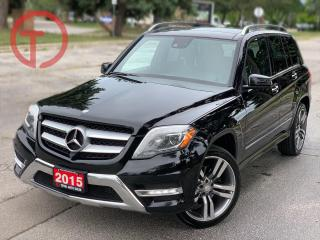Used 2015 Mercedes-Benz GLK-Class GLK 250 BlueTEC for sale in Burlington, ON