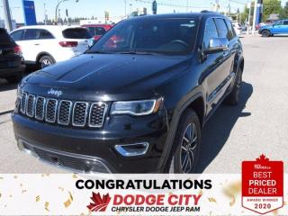 Used 2019 Jeep Grand Cherokee Limited for sale in Saskatoon, SK