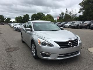 Used 2014 Nissan Altima 2.5 S for sale in London, ON