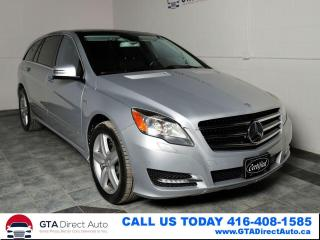 Used 2011 Mercedes-Benz R-Class R350 BlueTec 4Matic AMG Diesel 7-Pass Certified for sale in Toronto, ON
