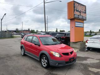 Used 2004 Pontiac Vibe **ALLOYS**AUTO**POWER WINDOWS**AS IS SPECIAL for sale in London, ON