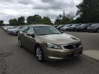 Used 2008 Honda Accord EX-L Navi! Sunroof! Excellent condition for sale in London, ON