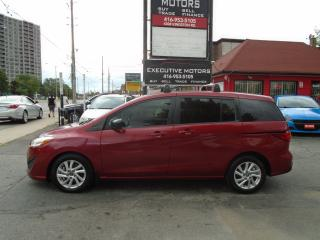 Used 2014 Mazda MAZDA5 GS/ LOW KM / MINT / A/C / ALLOYS / NO ACCIDENT for sale in Scarborough, ON