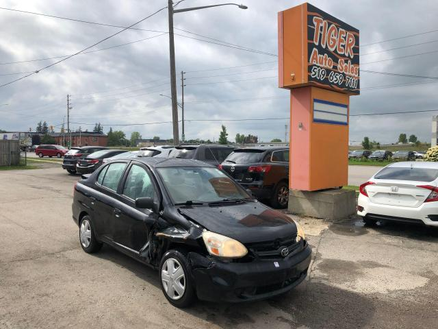 2005 Toyota Echo **RUNS WELL**AUTO**ONLY 194KMS**AS IS SPECIAL