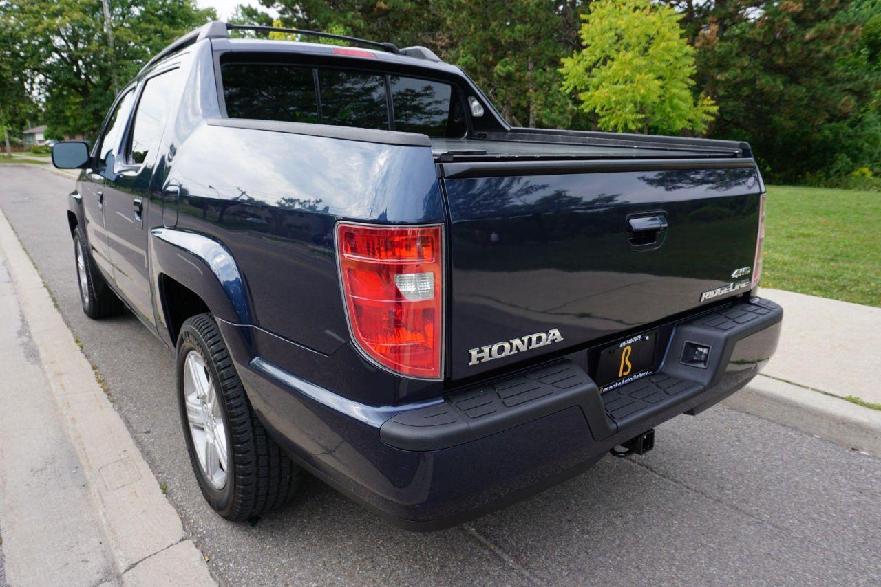 2010 Honda Ridgeline