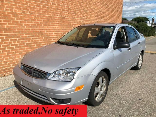 2005 Ford Focus SES/LEATHER/SUNROOF/LOW KM