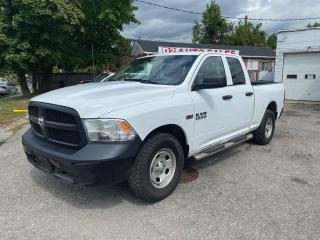 Used 2016 Dodge Ram 1500 Automatic/4x4/4 Door/Needs Engine/AS IS Special for sale in Scarborough, ON
