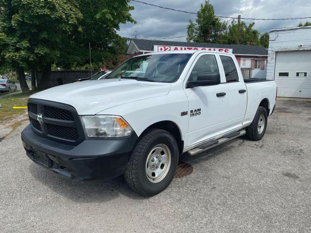 2016 RAM 1500 Automatic/4x4/4 Door/Needs Engine/AS IS Special
