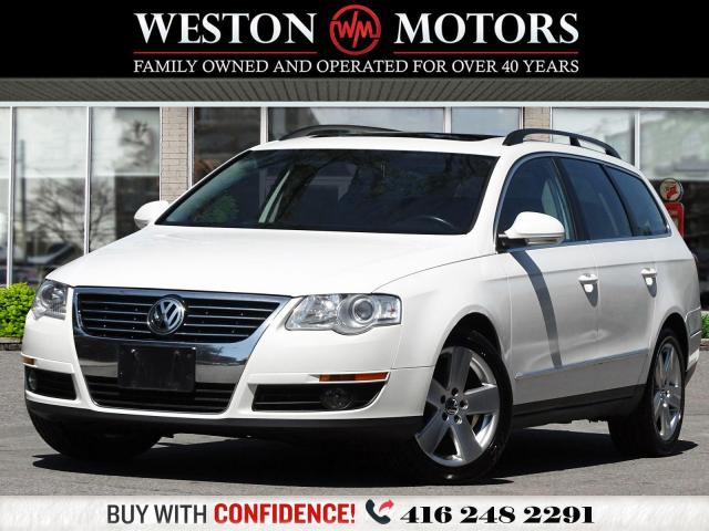 2008 Volkswagen Passat 5SPEED*GREAT SHAPE!!*CERTIFIED!!*