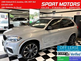 Used 2017 BMW X5 xDrive50i 4.4L V8 M-PKG+Cooled Seats+ACCIDENT FREE for sale in London, ON