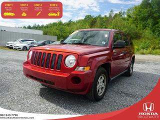 Used 2008 Jeep Patriot for sale in Bridgewater, NS