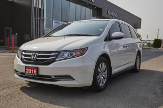 Used 2016 Honda Odyssey EX-L | CLEAN CARFAX | LEATHER | TEST DRIVE | for sale in Burlington, ON