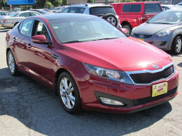 2012 Kia Optima EX-GDI