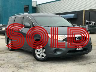 Used 2012 Nissan Quest S for sale in Burlington, ON